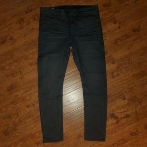 G Raw dark denim Mens Jean's 35 x 34, like new